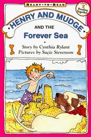 Cover of: Henry And Mudge And The Forever Sea | Jean Little