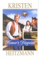 Cover of: Honor's disguise