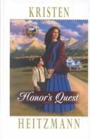 Cover of: Honor's quest