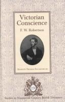 Victorian conscience by Marilyn Thomas Faulkenburg