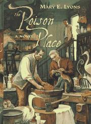 Cover of: The poison place