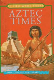 Cover of: Aztec times