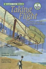 Cover of: Taking Flight  | Stephen Krensky