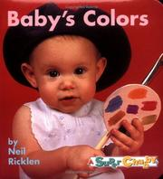 Cover of: Baby's Colors