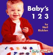 Cover of: Baby's 1 2 3