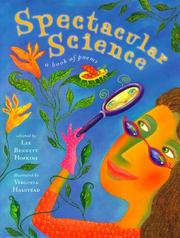 Cover of: Spectacular Science: A Book of Poems