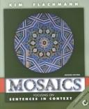 Cover of: Mosaics, focusing on sentences in context
