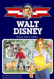 Cover of: Walt Disney, young movie maker
