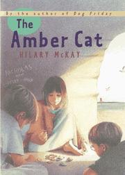 Cover of: The amber cat