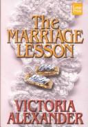 Cover of: The marriage lesson