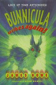 Cover of: Bunnicula strikes again! |