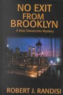 Cover of: No exit from Brooklyn