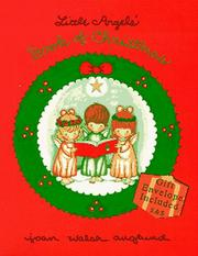 Cover of: Little angels' book of Christmas