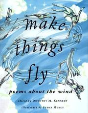 Cover of: Make Things Fly | Dorothy M. Kennedy