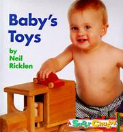 Cover of: Baby Toys