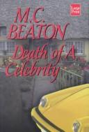 Cover of: Death of a celebrity