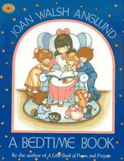 Cover of: A Bedtime Book