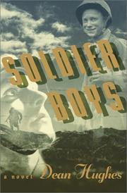 Cover of: Soldier boys