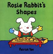 Cover of: Rosie Rabbit's shapes