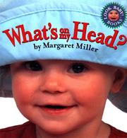Cover of: What's on my head?