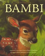 Cover of: Bambi | Janet Schulman
