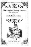 The Pritchard family history by Emily Pritchard Cary