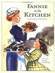Cover of: Fannie in the Kitchen