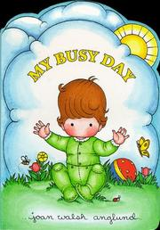 Cover of: My busy day