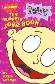 Cover of: The Rugrats' joke book