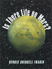 Cover of: Is there life on Mars?