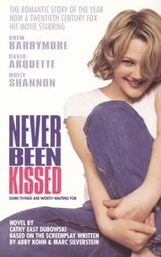 Cover of: Never Been Kissed
