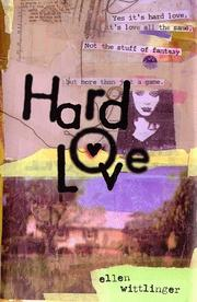 Cover of: Hard love