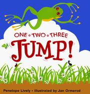 Cover of: One, two, three, jump! | Penelope Lively