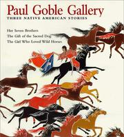 Cover of: Paul Goble gallery