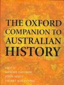 Cover of: Oxford companion to Australian history |
