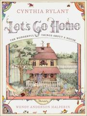 Cover of: Let's Go Home: The Wonderful Things About a House