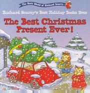 Cover of: The best Christmas present ever! |