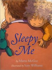 Cover of: Sleepy me | Marni McGee