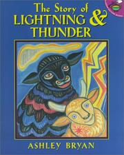 Cover of: The story of lightning & thunder