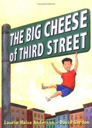 Cover of: The Big Cheese of Third Street