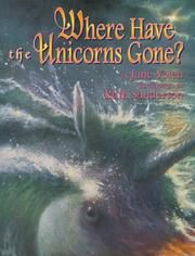 Cover of: Where Have the Unicorns Gone?