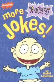 Cover of: More jokes!