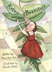 Cover of: Kate and the beanstalk