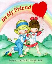 Cover of: Be my friend