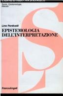 Cover of: Epistemologia dell'interpretazione