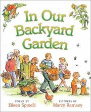 Cover of: In our backyard garden: poems