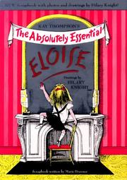 Cover of: Absolutely Essential Eloise
