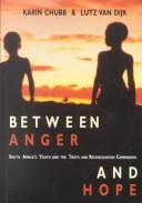 Cover of: Between anger and hope