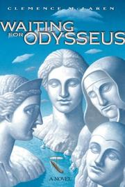 Cover of: Waiting for Odysseus | Clemence McLaren