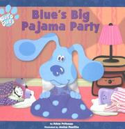 Cover of: Blue's big pajama party